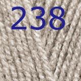 Νήμα πλεξίματος Burcum Klasik Χρώμα 238 Φώτο 2