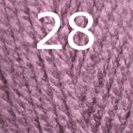 Νήμα πλεξίματος Burcum Klasik Χρώμα 28 Φώτο 2