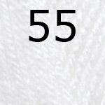 Burcum-Klasik-55-Λευκό