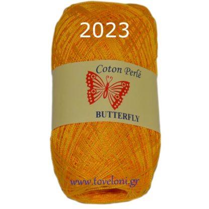 Νήμα για πλέξιμο Coton Perle Χρώμα 2023