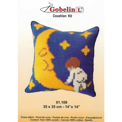 Παιδικό μαξιλάρι κιτ Μωράκι Με Φεγγάρι Φώτο 2