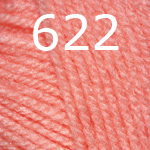 Νήμα για πλέξιμο YarnArt BABY Χρώμα 622