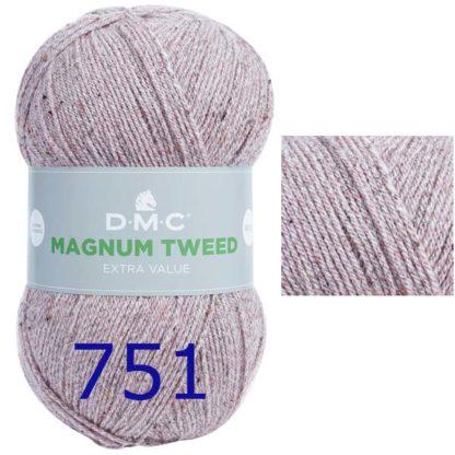 Νήμα για πλέξιμο Magnum Tweed Χρώμα 751