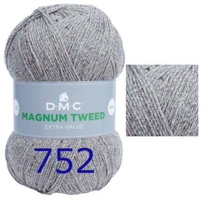 Νήμα για πλέξιμο Magnum Tweed Χρώμα 752