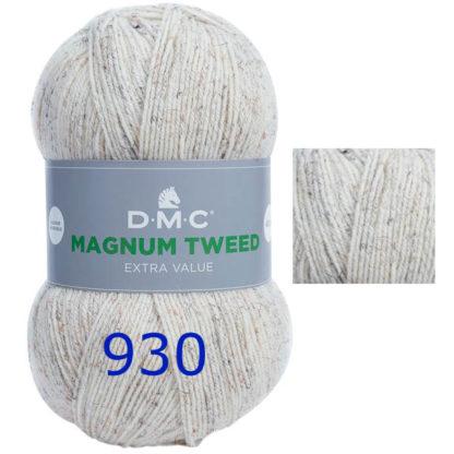 Νήμα για πλέξιμο Magnum Tweed Χρώμα 930