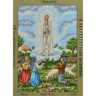 Κέντημα Παναγία 14801