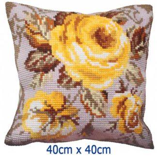 Μαξιλάρι Κιτ Κίτρινο Τριαντάφυλλο 5051