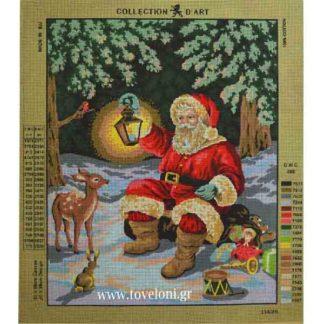 Κέντημα Άγιος Βασίλης 11436