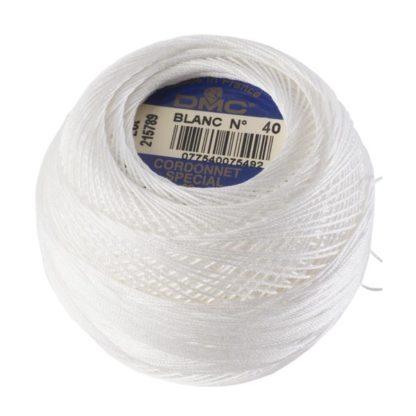 Κουβαράκι DMC 151 Λευκό Φώτο 2