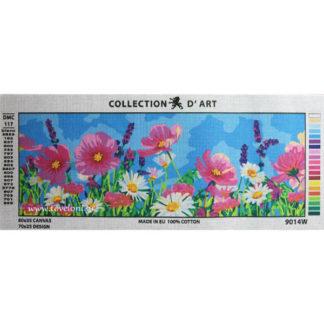 Κέντημα Λουλούδια 9014