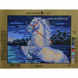 Κέντημα Άλογο 10363