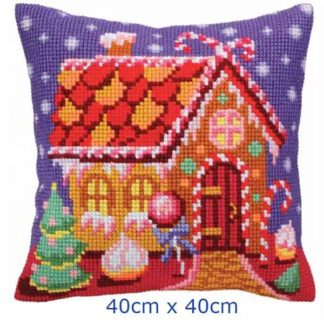 Μαξιλάρι κιτ Γιορτινό Σπίτι 5391