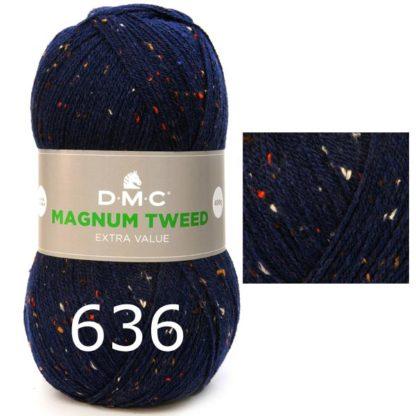 Νήμα για πλέξιμο Magnum Tweed Χρώμα 637