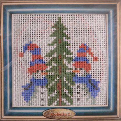 Κέντημα Κιτ Χριστουγεννιάτικο 44303 Φώτο 2