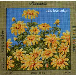 Κέντημα Λουλούδια 46376