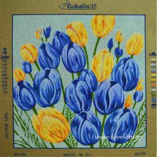 Κέντημα Λουλούδια 46379