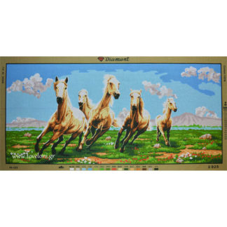 Κέντημα Άλογα 925