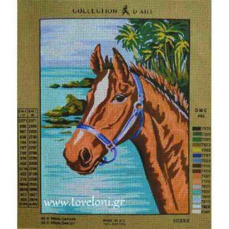 Κέντημα Άλογο 10322