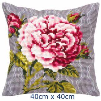 Μαξιλάρι Κιτ Λουλούδι 5341